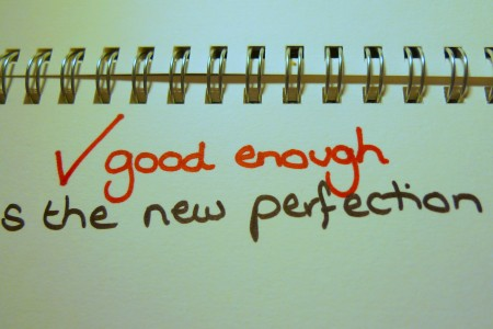 Good Is Good Enough