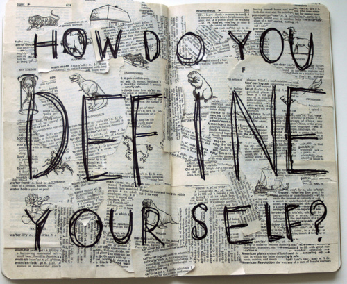 How to define yourself (with examples)